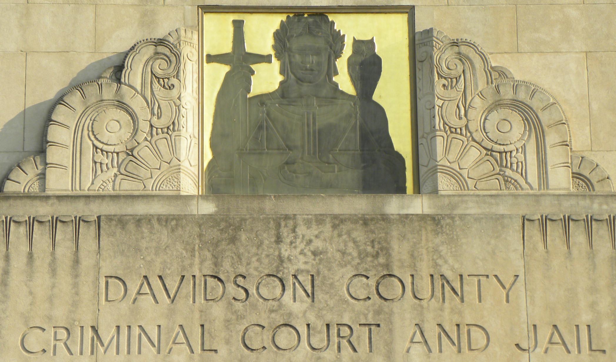 Davidson County Courthouse (Nashville, TN) – Split/Shot