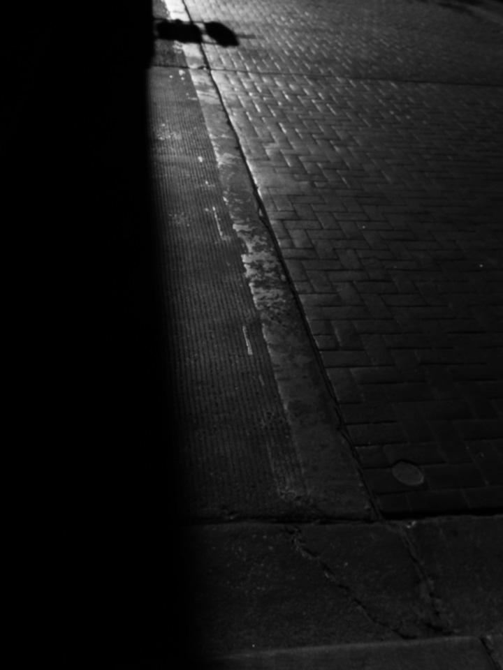 lolita on a dark street